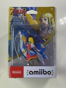 Nintendo amiibo - Zelda & Loftwing - The Legend of Zelda Skyward Sword HD