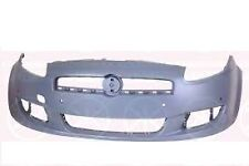 FIAT Bravo 2007 - Front Bumper Cover with holes for parking sensors 735450035