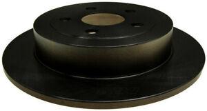 Rr Disc Brake Rotor  ACDelco Advantage  18A726A