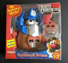 Mr. Potato Head Transformers Optimash Prime