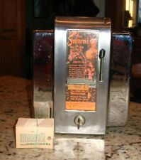 Vintage Ask Swami Napkin Holder Fortune Dispenser Trade Stimulator
