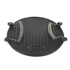 Lokkii Cast Iron Hot Plate for all Perfection Kettle BBQ's Fits all BBQs CIC2