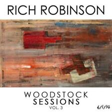 The Woodstock Sessions Vol.3 (Live) von Rich Robinson (2014), Neu OVP, CD