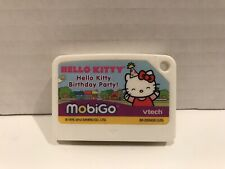 Vtech MobiGo Hello Kitty Birthday Party! Learning Game Cartridge