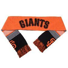 San Francisco Giants Reversible Scarf Knit Winter Neck NEW - Split Logo