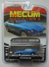 Greenlight MECUM AUCTIONS 1970 Datsun 240Z