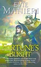 Fortune's Blight (The Shattered Kingdoms), Manieri, Evie, Good Condition, Book