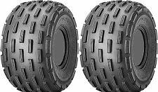 Pair 2 Kenda Front Max 20x7-8 ATV Tire Set 20x7x8 K284 20-7-8