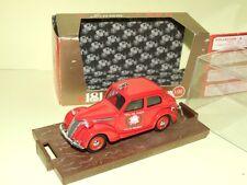 FIAT 1100 E 1949-53 POMPIERS ITALIEN BRUMM R181