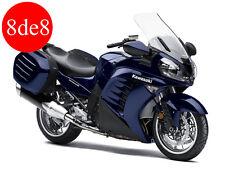Kawasaki ZG 1400 GTR (2010) - Workshop Manual on CD (In Spanish)