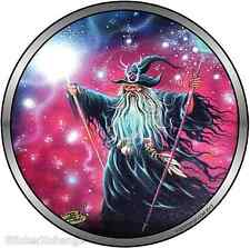 Wizard Mural Sticker Decal Dirty Donny DD60