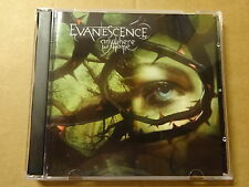 LIMITED EDITION CD + DVD / EVANESCENCE - ANYWHERE BUT HOME