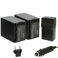(2X) Opteka NP-FV100 4500mAh Li-ion Baterías con Cargador para Sony Videocámaras