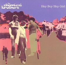 Chemical Brothers Hey Boy Hey Girl Us Cd