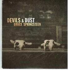 BRUCE SPRINGSTEEN Devils & Dust 2005 US 1-trk promo CD CSK 55376