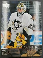 Marc-Andre Fleury 2003-04 Upper Deck Young Guns rookie card RC #234 NM hockey