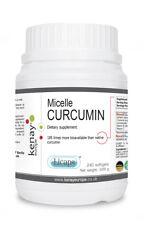 Micelle curcumin, 240 softgels Licaps - dietary supplement