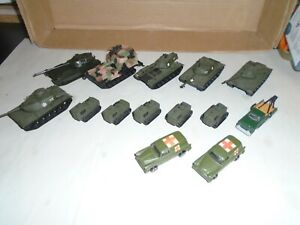 ROCO LOT OF ROCO TANKS AND OTHER MILITARY VEHICLES HO