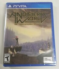 New ANOTHER WORLD for the Playstation Vita Limited Run Games #177 PSVita Out of