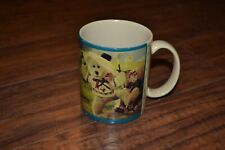 H13- 1995 The Boyds Collection Cream/Beige Colored Mug Boyds Bears And Friends