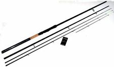 OAKWOOD Twin Tip Fishing Rod Float + Feeder Rod in One