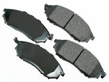 For 2013 Infiniti FX37 Brake Pad Set Front Akebono 54384GS