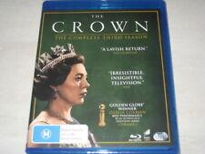 The Crown Complete Third Season 3 Three Blu-ray Region B