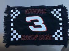 Nascar Dale Earnhardt Shop Towel Collectable #3