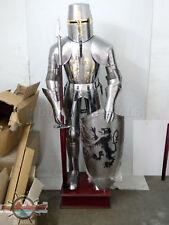 Mittelalterliche Ritterrüstung der Rüstung 15. Jahrhundert - Ganzkörper-Rüstung