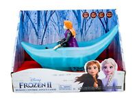Disney FROZEN 2 Remote Control ANNA's Canoe RC Exclusive Boat Toy SHIPPED IN BOX