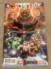 Justice League #50 1st Jessica Cruz As GL!! 1st 3 Jokers!!  NM Or Better!!🔥🔥