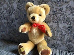 Merrythought Mohair Teddy Bear.