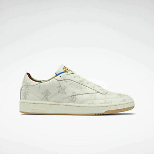 Reebok Club C 85 Men's Casual Shoes Kung Fu Panda Classic Beige GZ8633