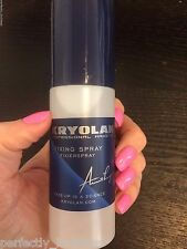 Kryolan 2292 Fixing Spray 100 ml Professional Face Makeup Cover Theater Film NEW