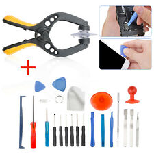 22in1 Phone LCD Screen Opening Tool Plier Suction Cup Pry Spudger Repair Kit Set