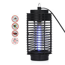 120V Electric Bug Zapper Insect Mosquito Flying Pest Killer Led with Trap Lamp