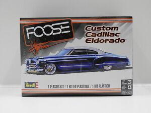"1:25 Custom Cadillac Eldorado ""Foose Design"" Revell 4435"