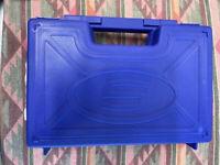 Sarsılmaz SAR 9 Case / Box with Back Straps and Accessories