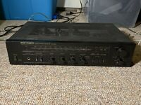 Vintage Vector Research VR-2300 AM/FM Stereo Receiver Amp Tested And Works Great