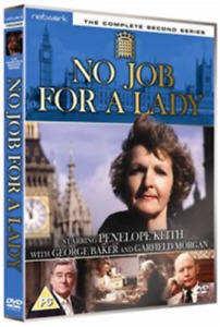 Penelope Keith, Garfield Mo...-No Job for a Lady: Series 2 DVD NEW