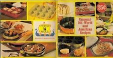 1973 NORDIC WEAR BOOKLET - TEFLON & TEFLON II  (NORDIC WEAR, MINNEAPOLIS