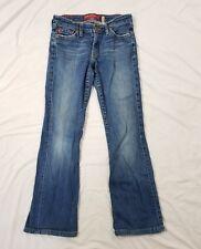 Big Star Womens Stretch Flare Jeans Size 27x29.5