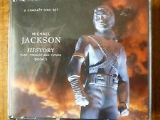 2 CD ALBUM - MICHAEL JACKSON - History [Past,Present & Future - Book 1]