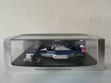 Spark 1/43 Tyrrell Ford 019 J. Alesi - #4 2nd Gp Monaco 1990 - S1698