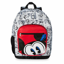 Disney Parks Mickey Mouse & Friends Comic Backpack New with Tags