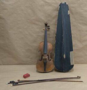 Vintage Ruggeri Replica Violin & 3 Bows
