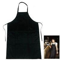 Kitchen Apron Cooking Slash Proof Chef Bib Home Restaurant Butcher Catering  BBQ