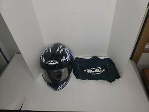 HJC Full Face Motorcycle Helmet IS-16 Specter MC2 Small