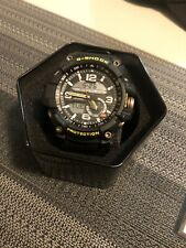 Casio GG-1000-1ADR Mudmaster Men Sport Wristwatch - Black