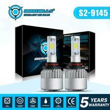 9145 H10 LED Fog Light Bulb Kit for Ford F-150 1999-2017 F-250 2001-2015 6000K